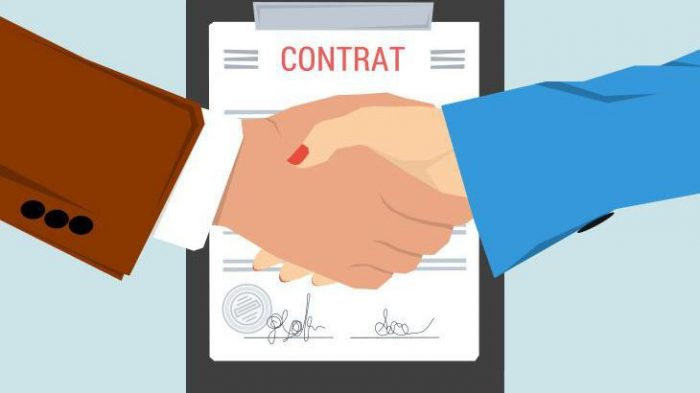 Contrats agiles client