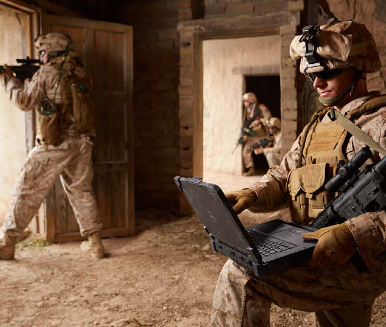Dell Rugged militaire