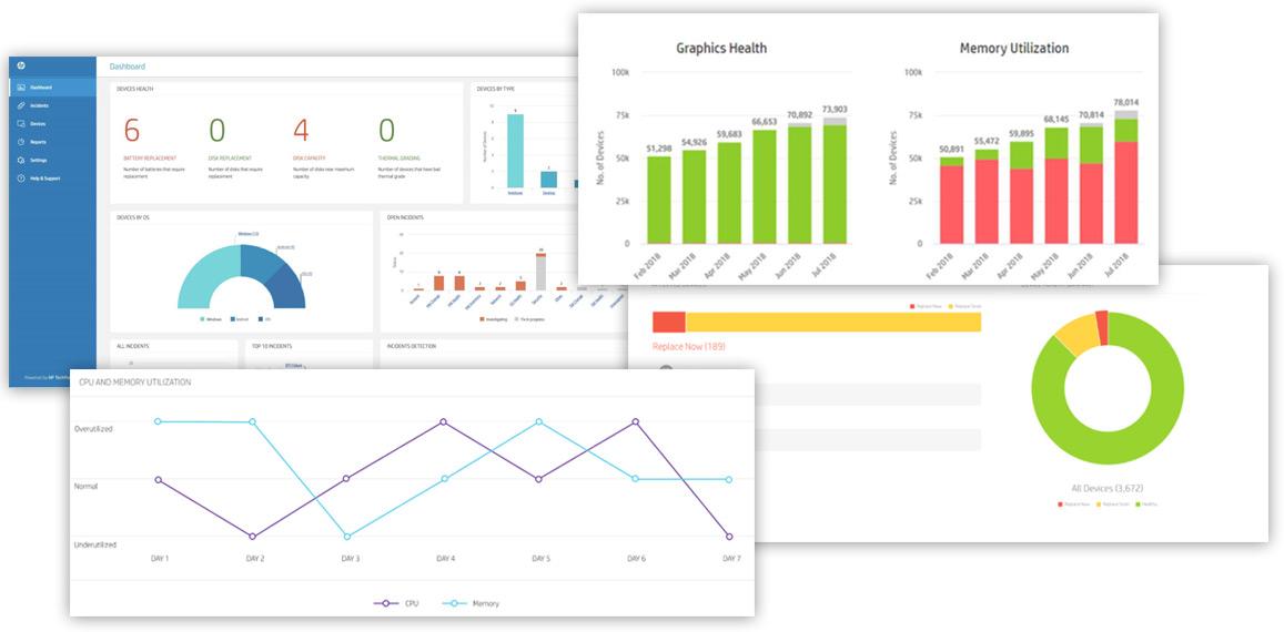 HP TechPulse Rapport