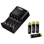 Hama Charger Start Set 4x AA 2000mAh