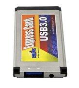 I/O Card 1x USB 3.0 Express Card, SLIM