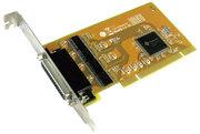I/O-kaart 4x RS232 serieel, PCI