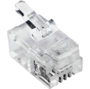 Modular Plug RJ10 4P/4C