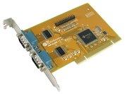 I/O-kaart 2x serieel/1x parallel, PCI