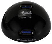 "4-port USB 3.0 Hub ""Dome"""