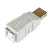 USB Coupler Type A/m-Type B/f