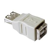 USB Coupler Type A/f-Type B/f
