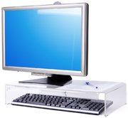 Dataflex Universal Monitor Stand Acrylic