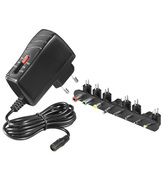 ARP AC Adapter 3-7V DC, 2.5A, 7 Plugs