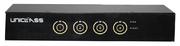 ARP KVM Switch 1:4, USB 3.0, DisplayPort