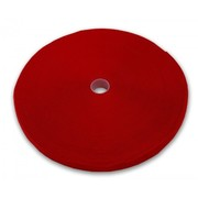 Cable Binder Roll Velcro 25m×20mm Red