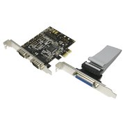 ARP PCI Express 2x Serial 1x Parallel
