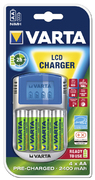 Varta LCD 15 Minute Charger