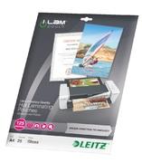 Leitz Laminating Pouches A4 125µ 25x