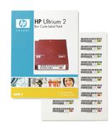 HP Ultrium 2 barcodelabels (100+10)