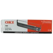 OKI 09002311 Ribbon Nylon Black