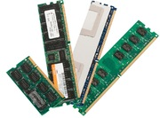 Memory 1GB KIT DDR2-400 Reg Single FCS