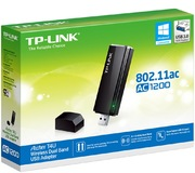 TP-LINK Archer T4U AC1200 WLAN USB Stick