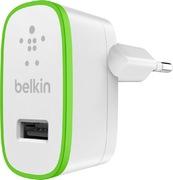 Belkin AC-USB Charger 2400mA, White