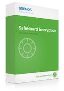 SafeGuard Disk Encr Adv 1-9U 1Y