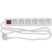 ARP Extension Lead 6x 1.4m Switch White