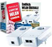 devolo dLAN 1200+ Wifi AC Starter Kit