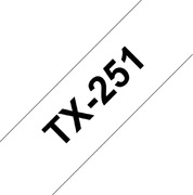 Brother TX-251 Labelling Tape