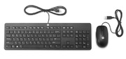 HP Slim Keyboard and Mouse Set