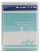 Tandberg RDX 1TB Cartridge