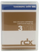 Tandberg RDX 3TB Cartridge