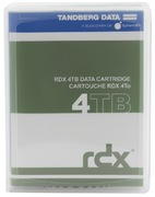 Tandberg RDX 4TB Cartridge