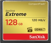 SanDisk Extreme CF Card 128 GB