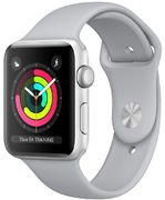 Apple Watch S3 Alu 38mm GPS Silver