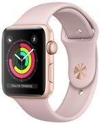 Apple Watch S3 Alu 38 mm GPS Gold