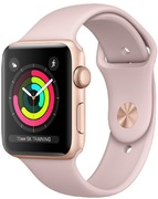 Apple Watch S3 Alu 42mm GPS Gold