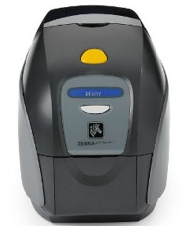 Zebra ZXP 1 Card Printer USB Ethernet