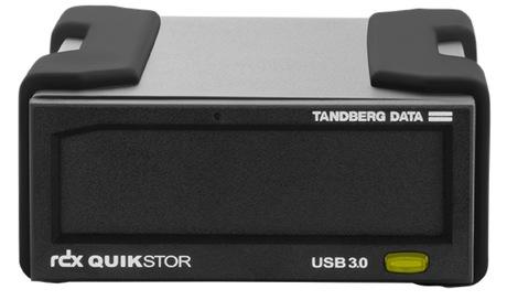 Tandberg RDX QuikStor Mobile USB3+ Drive